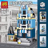 """Конструктор Lele 30017 """"Отель"""" (Аналог Lego Creator) 250 деталей"""