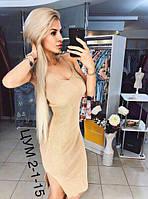 Платье (Фабричный Китай), разные цвета