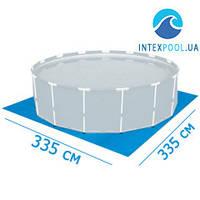Подстилка для бассейнов Bestway 58001 335 х 335 см
