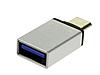 Переходник, адаптер OTG Type C на USB, фото 2