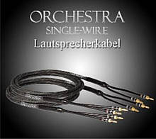 Кабель GOLDKABEL edition ORCHESTRA Single-Wire 2x3,0м