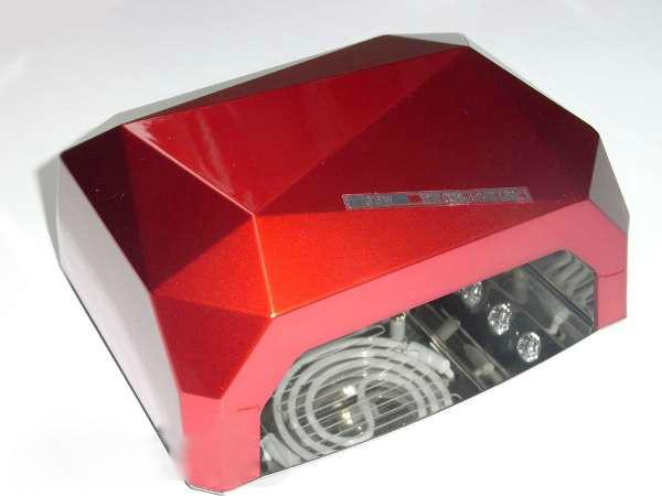 Лампа УФ LED для быстрой сушки лака