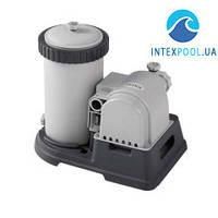 Картриджный фильтр насос Intex 28636,  мощностью 5 678 л/ч