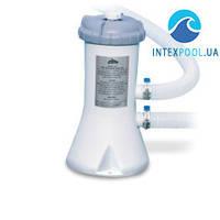 Картриджный фильтр насос для бассейна Intex 28604 (58604), мощностью 2006 л/ч