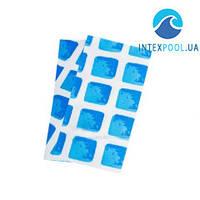 *Латки для каркасных бассейнов Intex 59059, 2 шт (13 х 10 см)
