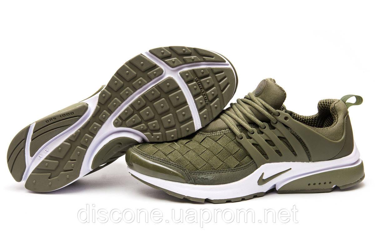 Кроссовки мужские 11065 ► Nike Air Presto, хаки ✅Скидка 33% ► [ 44 ]