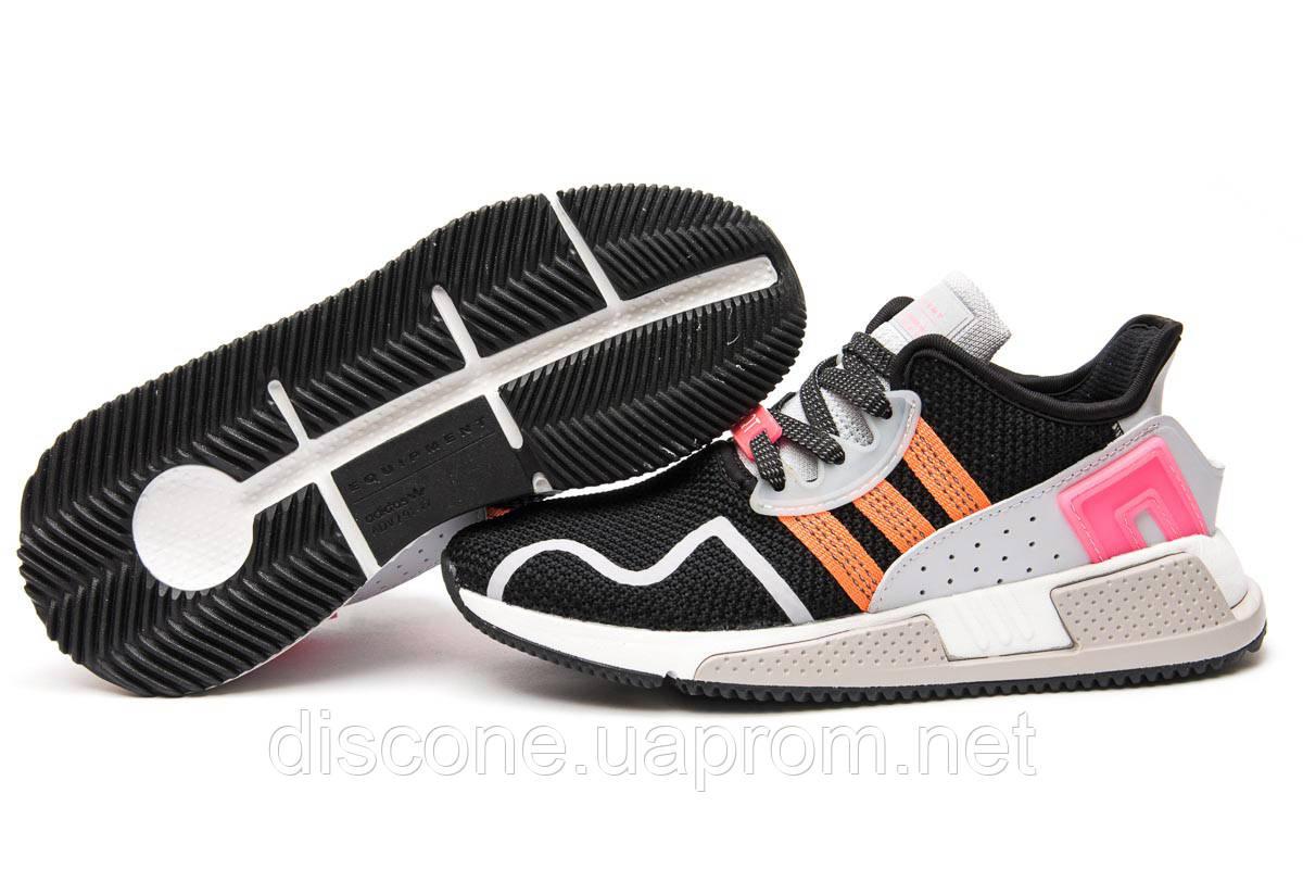 Кроссовки женские 13691 ► Adidas EQT Cushion ADV, черные ✅Скидка 36% ► [ 36 37 40 ]