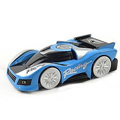 Радиоуправляемая игрушка CLIMBER WALL RACER Антигравитационная машинка на р/у, Синяя (SUN0207)
