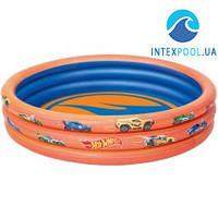 Детский надувной бассейн Bestway 93403 «Hot Wheels», 122 х 25 см