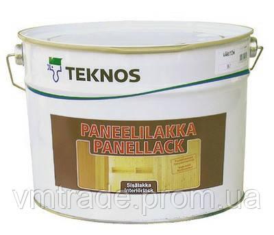 Текнос Панелилакка / Teknos Paneelilakka Лак для панелей, 2,7л