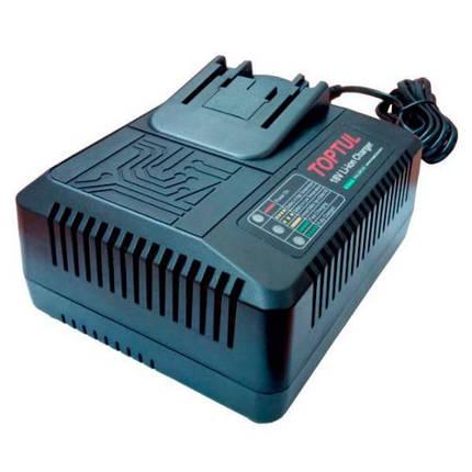 Зарядное устройство (для быстрой зарядки) 18V, KALD0124E TOPTUL, фото 2