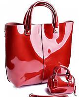 ed28f9d7039e 1220UAH. 1220 грн. В наличии. Женская кожаная сумка 8010-1 Red Кожаные  женские сумки купить Одесса 7 км.