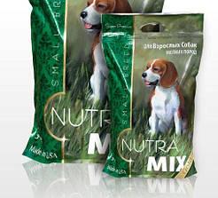 Nutra Mix Gold Small Breed Adult корм для взрослых собак мелких пород 3кг