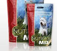 Nutra Mix Gold Small Breed Lamb & Rice корм для собак мелких пород склонных к аллергии 3кг