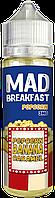 Mad Breakfast Popcorn - 60 мл. VG/PG 70/30 0