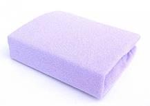 Простынь махровая на резинке Pink TWINS , фото 3