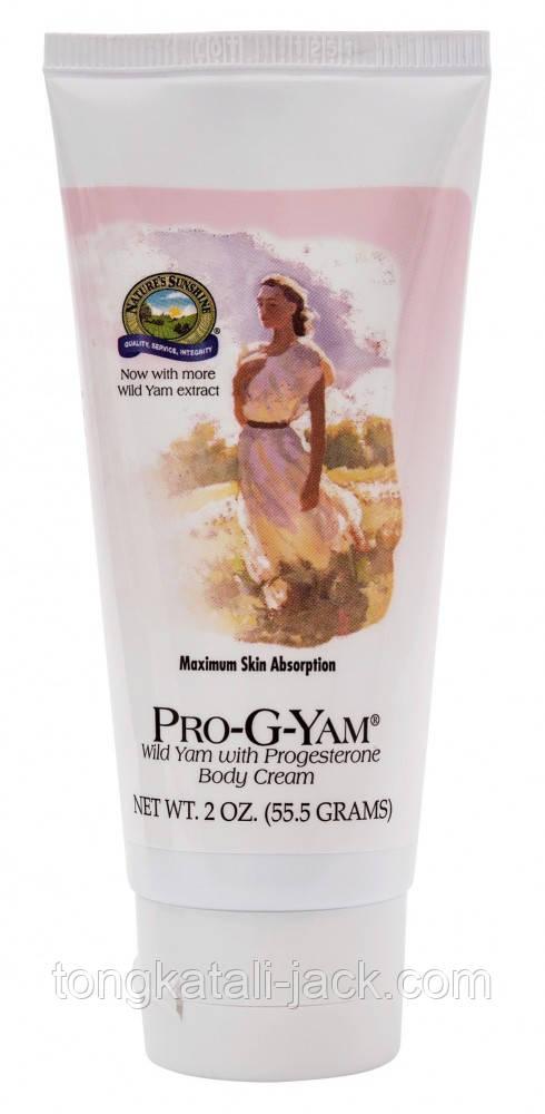 Крем для тела с экстрактом Дикого Ямса (Pro-G-Yam Cream)