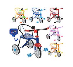 Детский велосипед трехколесный.Детский велосипед от 3 лет.Детский велосипед.