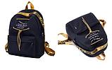 Рюкзак Meng черный, фото 2