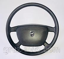 Колесо рульове КАМАЗ 4-х спицеве з бардачком діаметр 450 мм