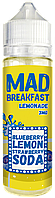 Mad Breakfast Lemonade - 60 мл. VG/PG 70/30 1.5