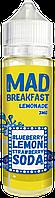 Mad Breakfast Lemonade - 60 мл. VG/PG 70/30 1.5