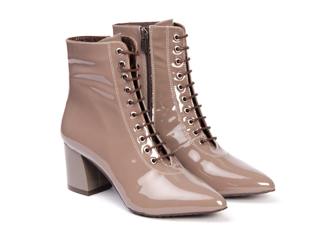 Ботинки Etor 4409-09-6775-1405 бежевые