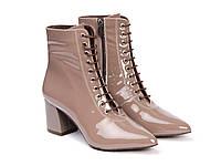 Ботинки Etor 4409-09-6775-1405 бежевые, фото 1