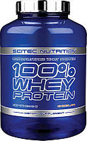 Scitec Nutrition 100% Whey Protein 2350 g
