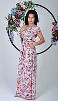 Элегантное женское платье в пол в ассортименте
