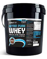 BioTechUSA Nitro Pure Whey 4000 g