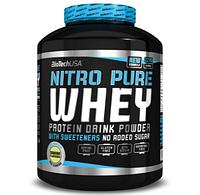 BioTechUSA Nitro Pure Whey 2270 g