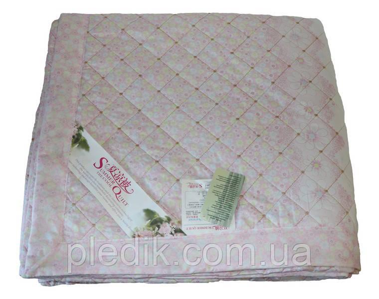 Одеяло бамбуковое 200х220 Goldentex OD-420 (розовый)
