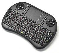 Клавиатура Vontar i8 с тачпадом русско-английская