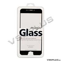 Защитное стекло Huawei Honor 10, Full Screen, черный, Magic Glass