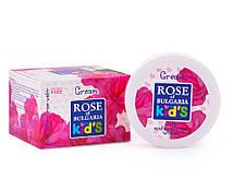 Детский крем с розовой водой и экстрактом ромашки Биофреш Rose of Bulgaria 75 мл