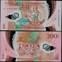 Вануату / Vanuatu 200 vatu 2014 UNC