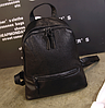 Рюкзак Meng черный