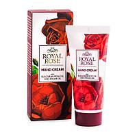 Крем для рук с маслом розы и аргана Royal Rose 50 мл