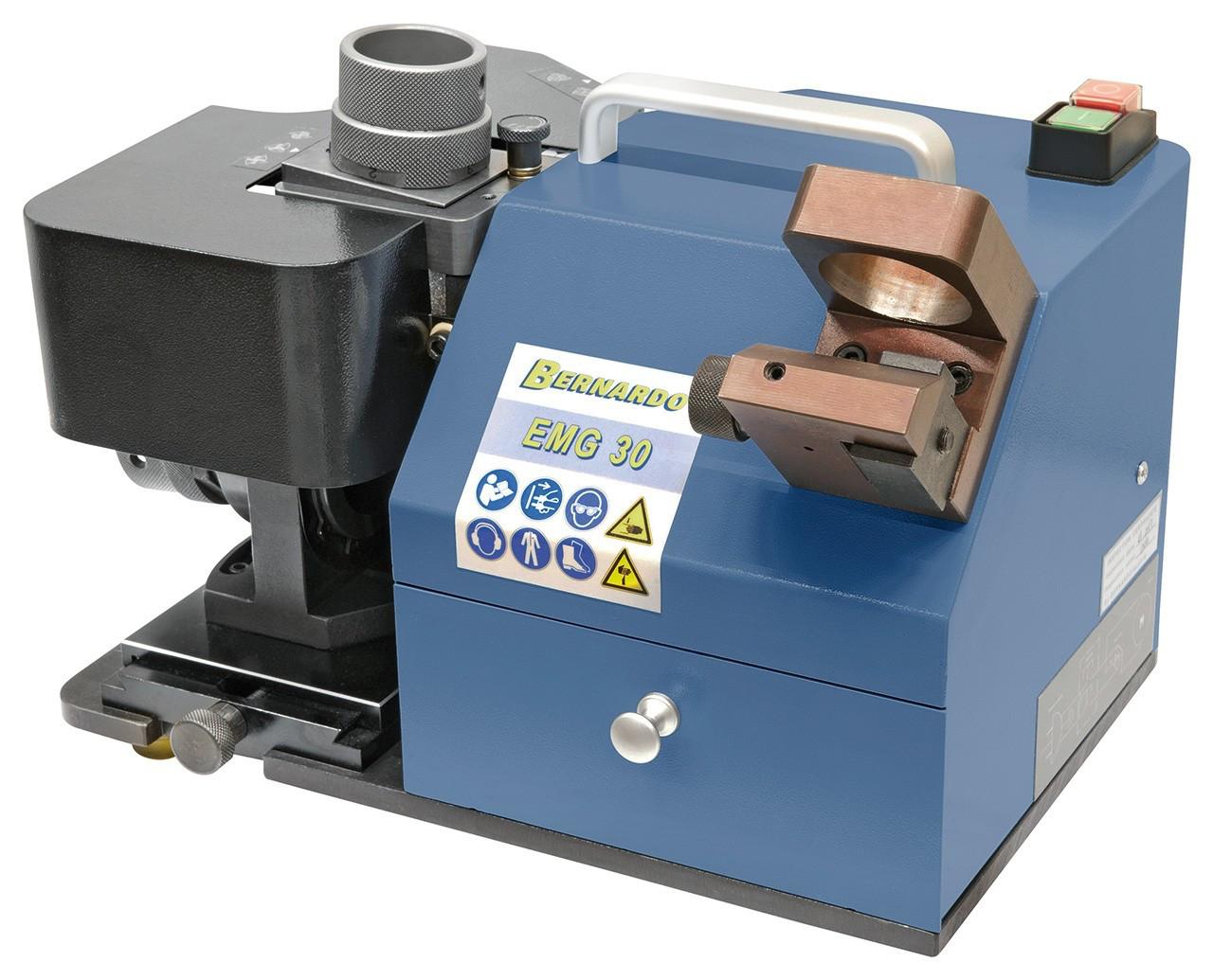 EMG30 станок для заточки концевых фрез по металлу| заточной станок для заточки фрез Bernardo Австрия