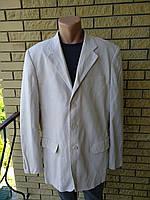 Пиджак мужской льняной BUTTEW