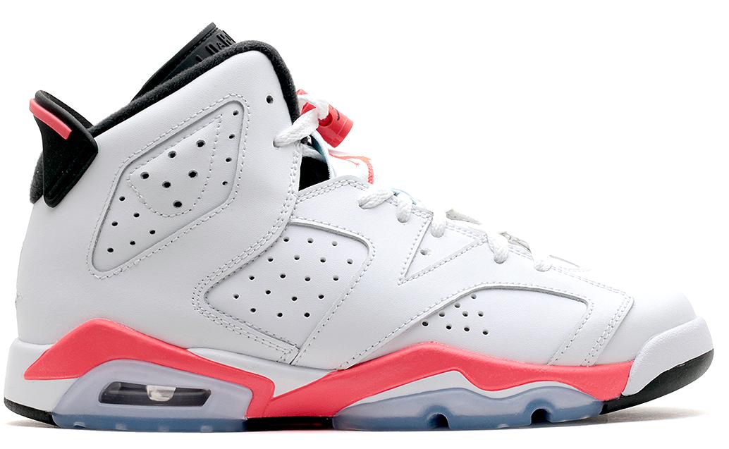 Баскетбольные кроссовки Nike Air Jordan 6 VI Retro