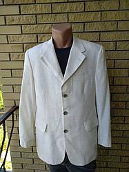 Пиджак мужской льняной SAF-MEN
