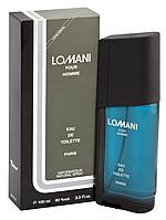 Туалетная вода для мужчин Parour Lomani Men 100 мл
