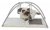 Trixie (Трикси) Игровая площадка с когтеточкой для кошек 60 × 33 × 42 см, фото 1