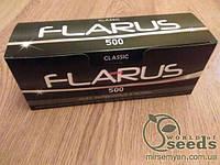Сигаретные гильзы с фильтром для набивки табаком/Flarus/ 500шт