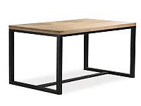 Обідній стіл на кухню Loras A czarny Signal