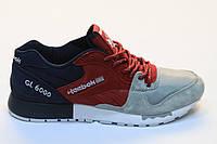 Кроссовки Reebok GL6000 Summer in New England Pack (синий/красный/серый)