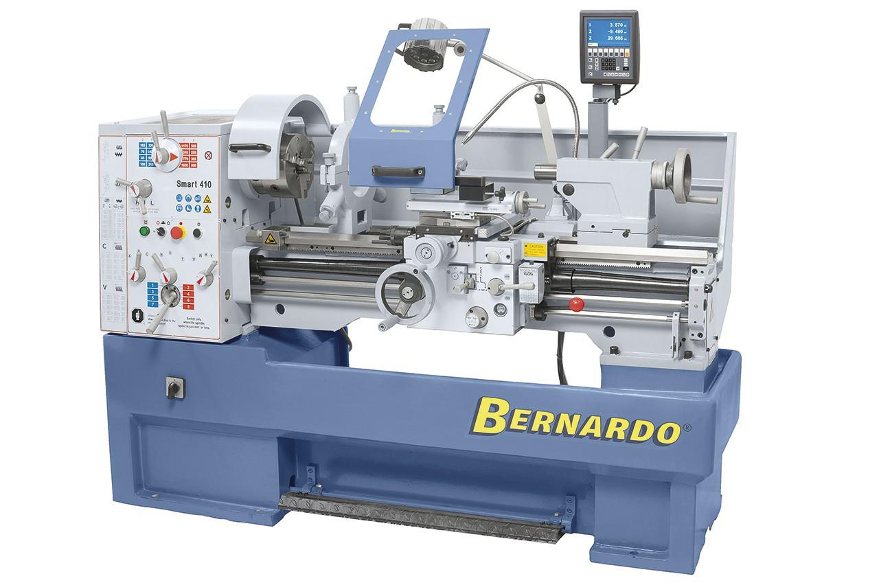 SMART 410x1500 токарный станок по металлу| токарно винторезный станок Bernardo Австрия