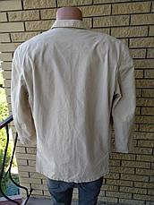 Пиджак мужской коттоновый MOBACO, фото 2